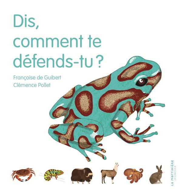 DIS, COMMENT TE DEFENDS-TU ? -