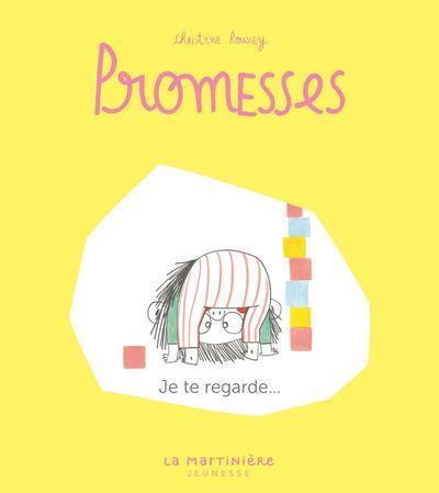 PROMESSES T.2  -  JE TE REGARDE ROUSSEY, CHRISTINE MARTINIERE BL
