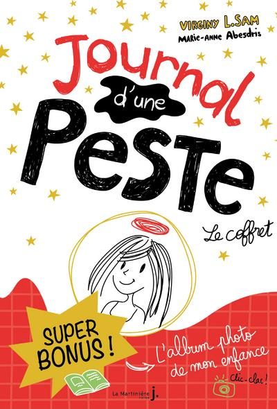 JOURNAL D'UNE PESTE  -  COFFRET VOL.1  -  T.1 A T.3