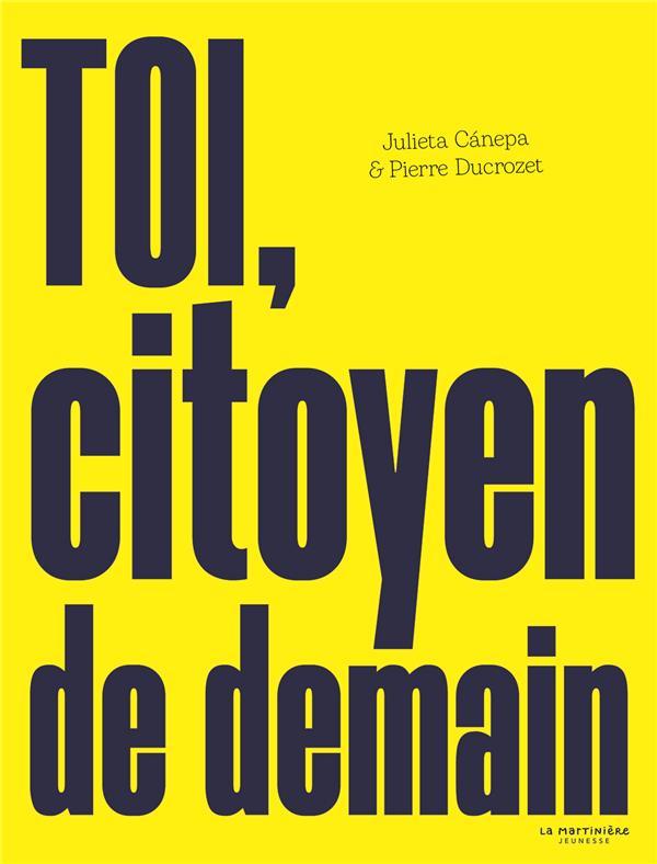 TOI, CITOYEN DE DEMAIN
