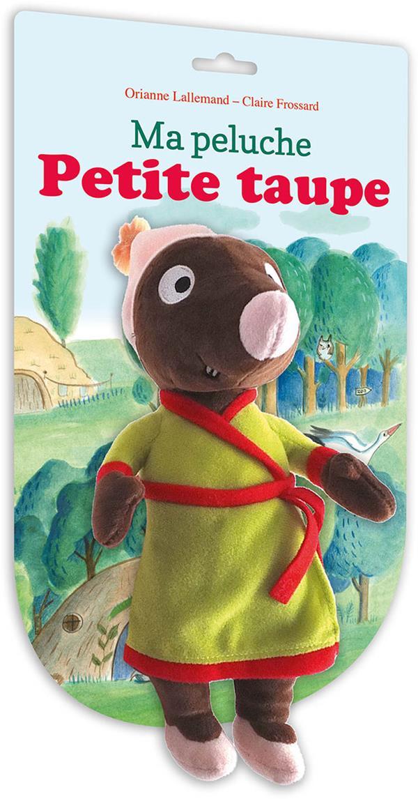 PETITE TAUPE  -  MA PELUCHE