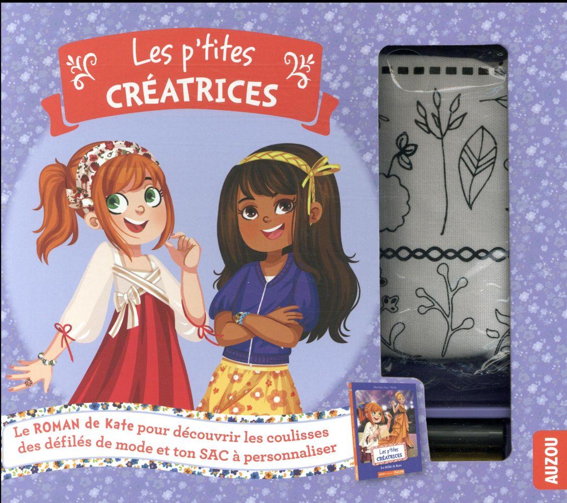 MATHILDE PARIS  / SH - COFFRET LES P'TITES CREATRICES - KATE (COLL. PAS A PAS)