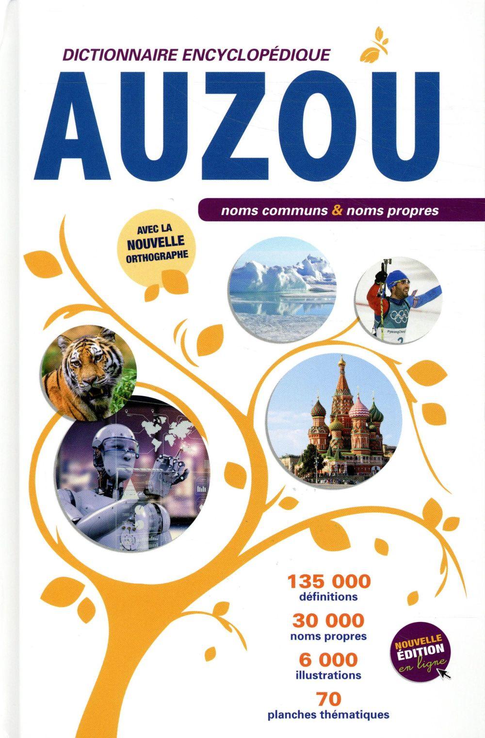 DICTIONNAIRE ENCYCLOPEDIQUE AUZOU (NOUVELLE EDITION)  PHILIPPE AUZOU