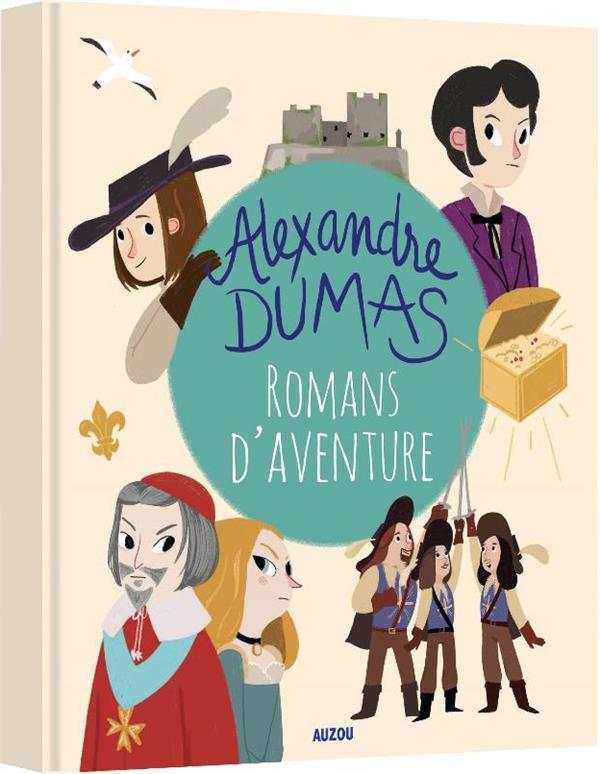 ROMANS D'AVENTURES D'ALEXANDRE DUMAS