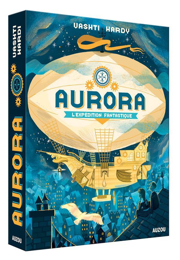 AURORA T.1  -  L'EXPEDITION FANTASTIQUE
