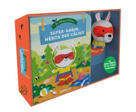 SUPER-GABIN, HEROS DES CALINS