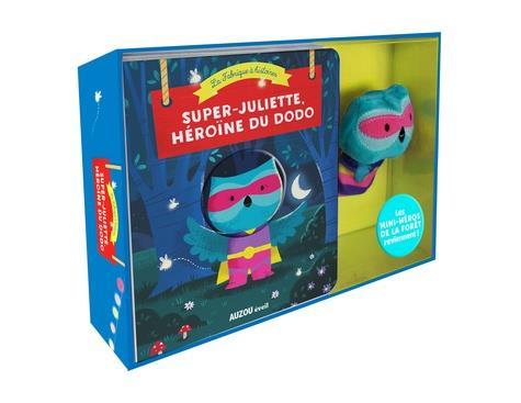 SUPER-JULIETTE  -  HEROINE DU DODO