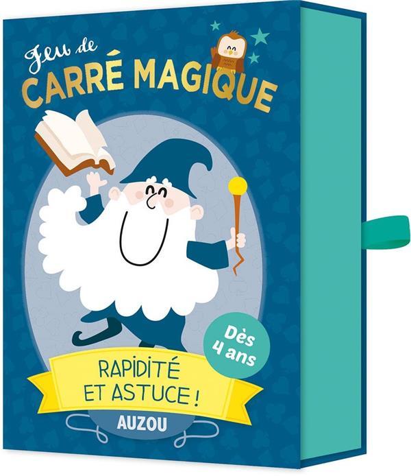 JEU DE CARRE MAGIQUE