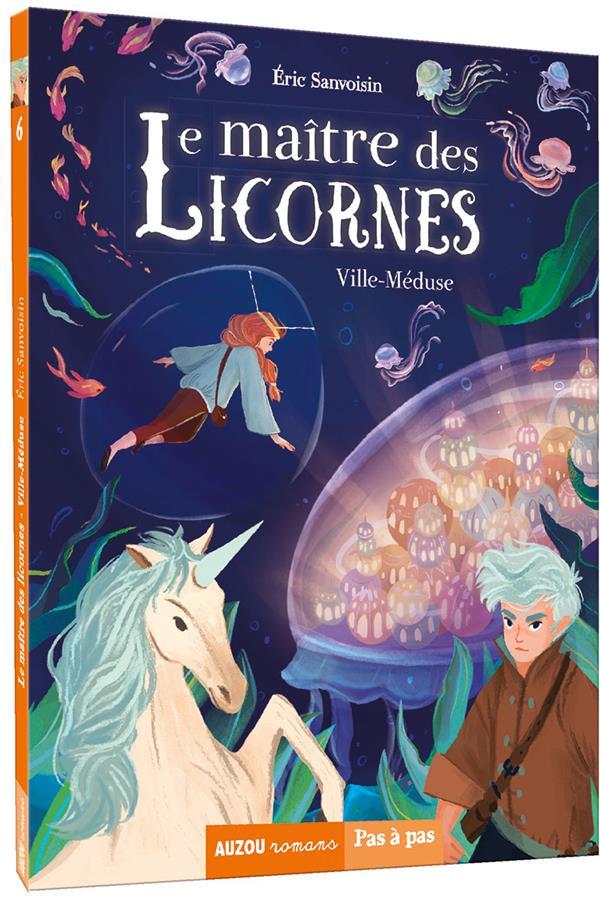 LE MAITRE DES LICORNES  -  VILLE-MEDUSE