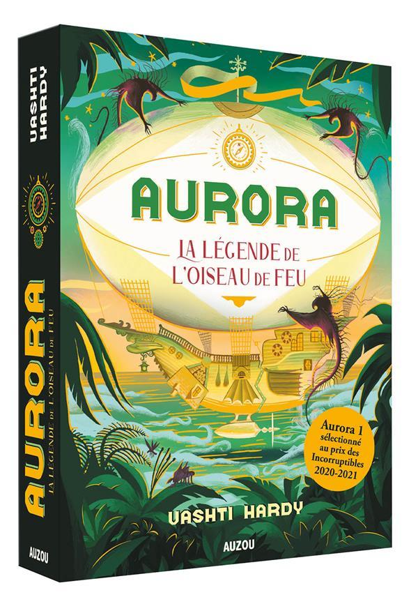 AURORA T.2  -  LA LEGENDE DE L'OISEAU DE FEU