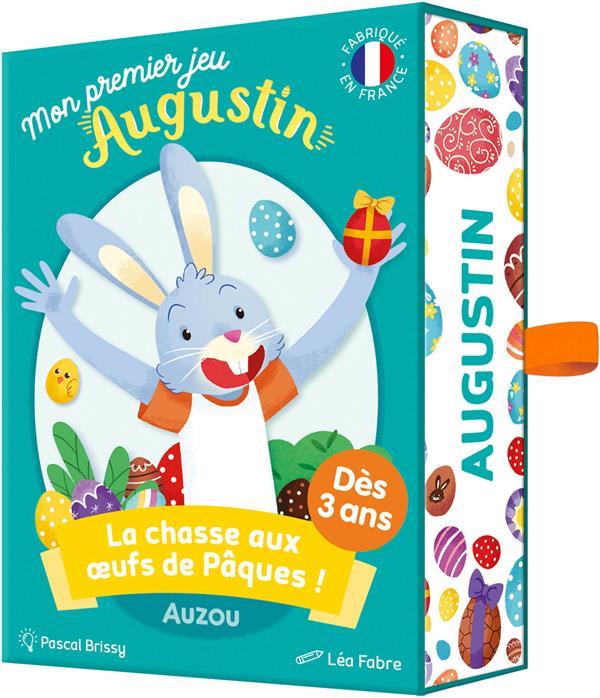 MON PREMIER JEU  -  AUGUSTIN  -  LA CHASSE AUX OEUFS DE PAQUES