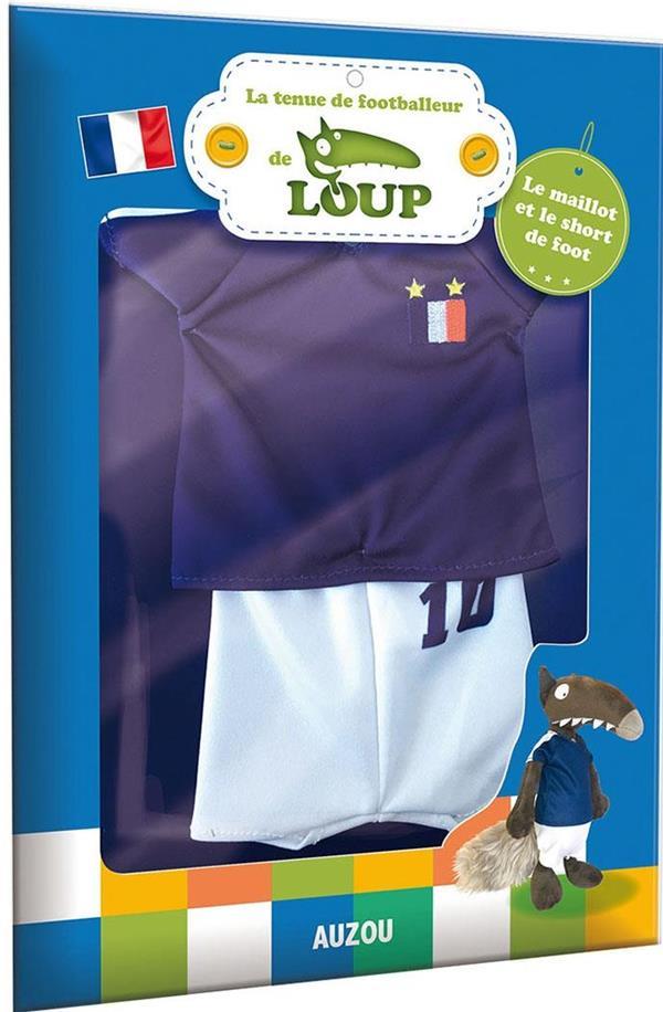 LE LOUP  -  LA TENUE  -  FOOT LALLEMAND/THUILLIER NC