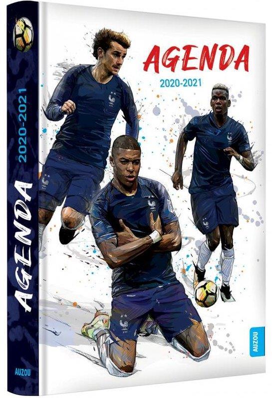 AGENDA FOOTBALL FRANCE - 2020-2021
