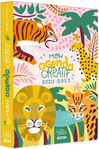 MON AGENDA CREATIF (EDITION 20202021)