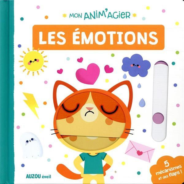 MON ANIM'AGIER  -  LES EMOTIONS