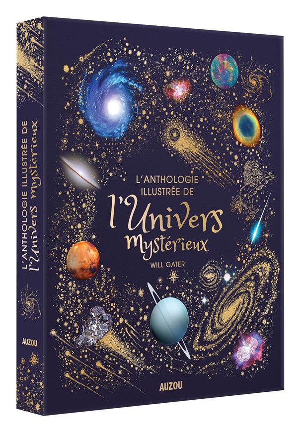 L-ANTHOLOGIE ILLUSTREE DE L-UNIVERS MYSTERIEUX