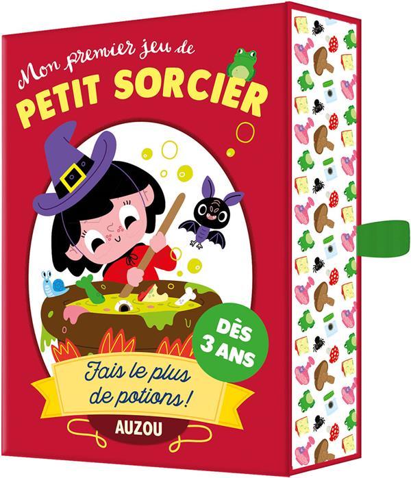 MON PREMIER JEU DE PETIT SORCIER