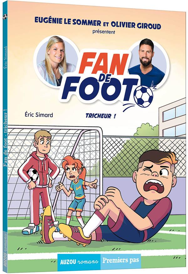 FAN DE FOOT T.3  -  TRICHEUR !