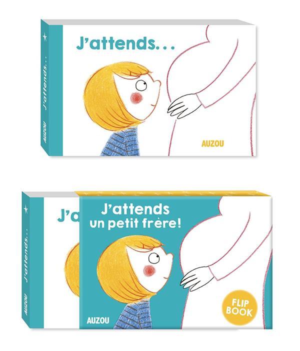 J-ATTENDS UN PETIT FRERE - FLI