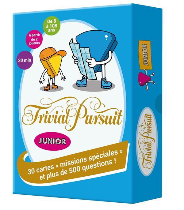 TRIVIAL PURSUIT  -  MON JEU DE CARTES COLLECTIF NC