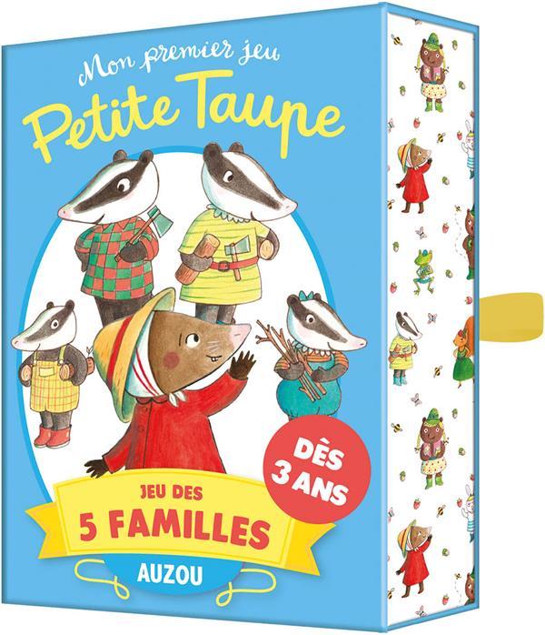 PETITE TAUPE - JEU DES 5 FAMILLES ORIANNE LALLEMAND NC