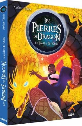 LES PIERRES DE DRAGON T.2  -  LE GOUFFRE DE L'OUBLI TENOR, ARTHUR PHILIPPE AUZOU