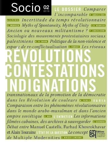 SOCIO N 2. REVOLUTIONS, INDIGNATIONS, CONTESTATIONS