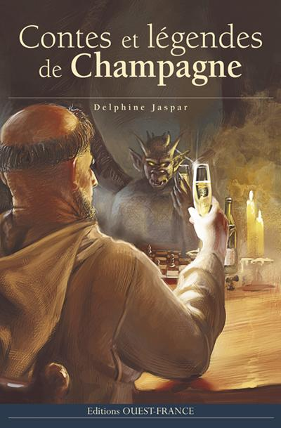 CONTES ET LEGENDES DE CHAMPAGNE  Ouest-France