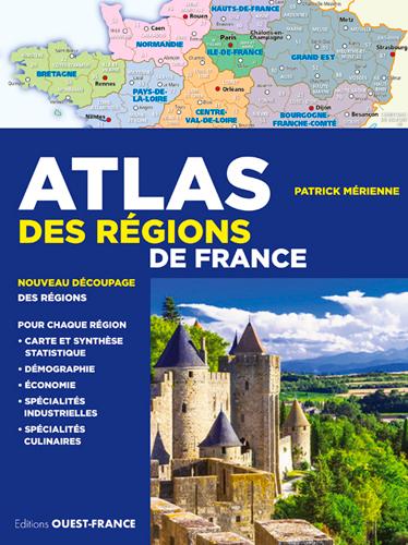 ATLAS DES REGIONS DE FRANCE XXX OUEST FRANCE
