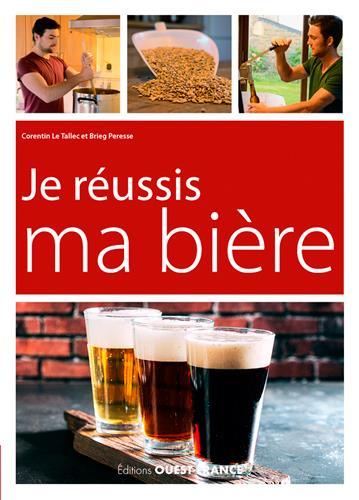 JE REUSSIS MA BIERE BRIEG / LE TALLEC OUEST FRANCE