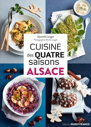 CUISINE DES 4 SAISONS ALSACE LANGOT OUEST FRANCE