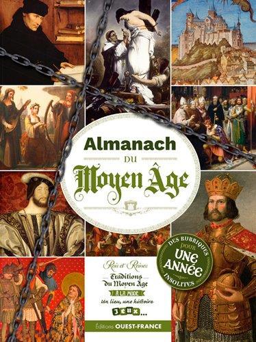 ALMANACH DU MOYEN AGE SURCOUF, FRANCOISE OUEST FRANCE