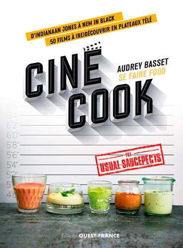 CINE COOK BASSET, AUDREY OUEST FRANCE