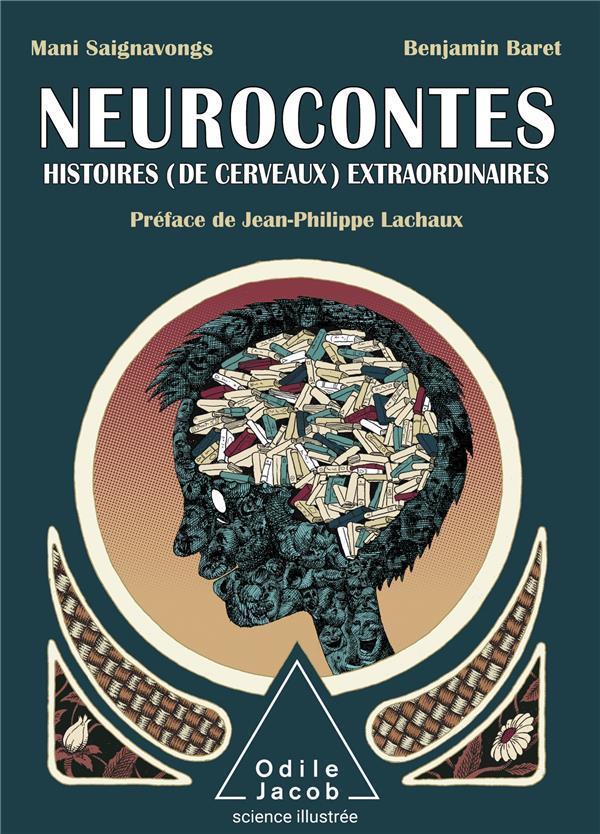 NEUROCONTES  -  HISTOIRE (DE CERVEAUX) EXTRAORDINAIRES
