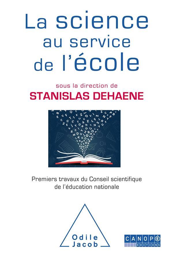LES SCIENCES AU SERVICE DE L'ECOLE