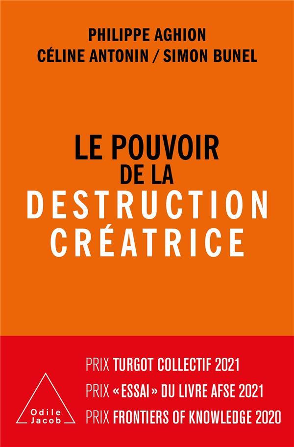 LE POUVOIR DE LA DESTRUCTION CREATRICE