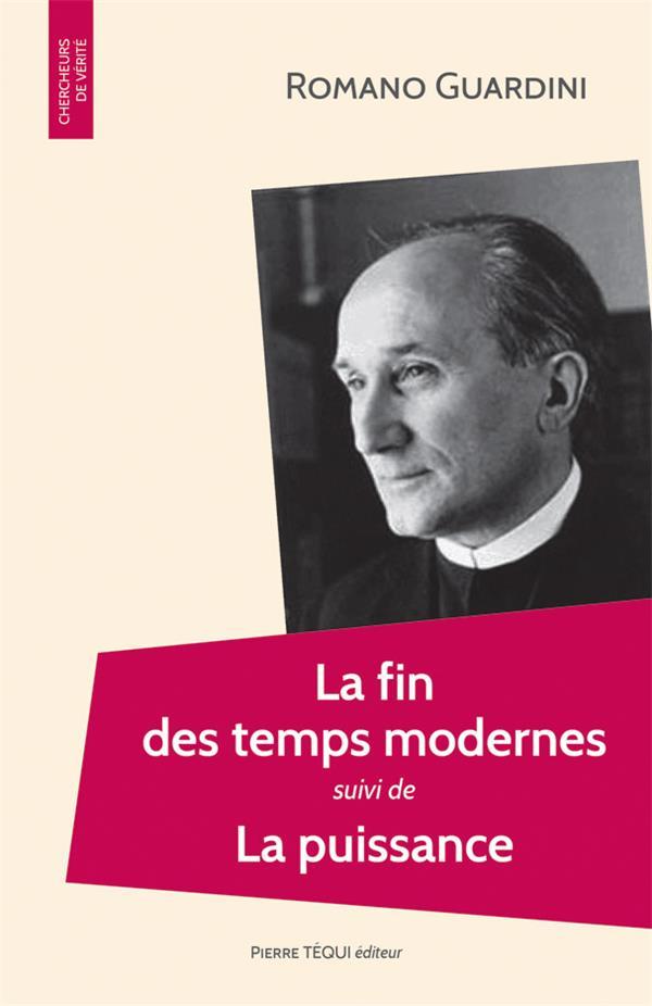 LA FIN DES TEMPS MODERNES  -  LA PUISSANCE