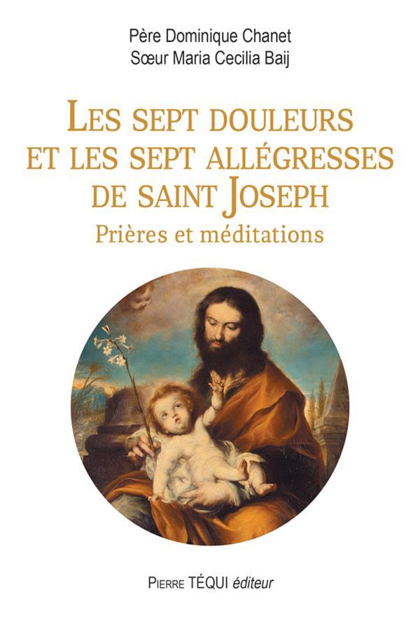 LES SEPT DOULEURS ET LES SEPT ALLEGRESSES DE SAINT JOSEPH