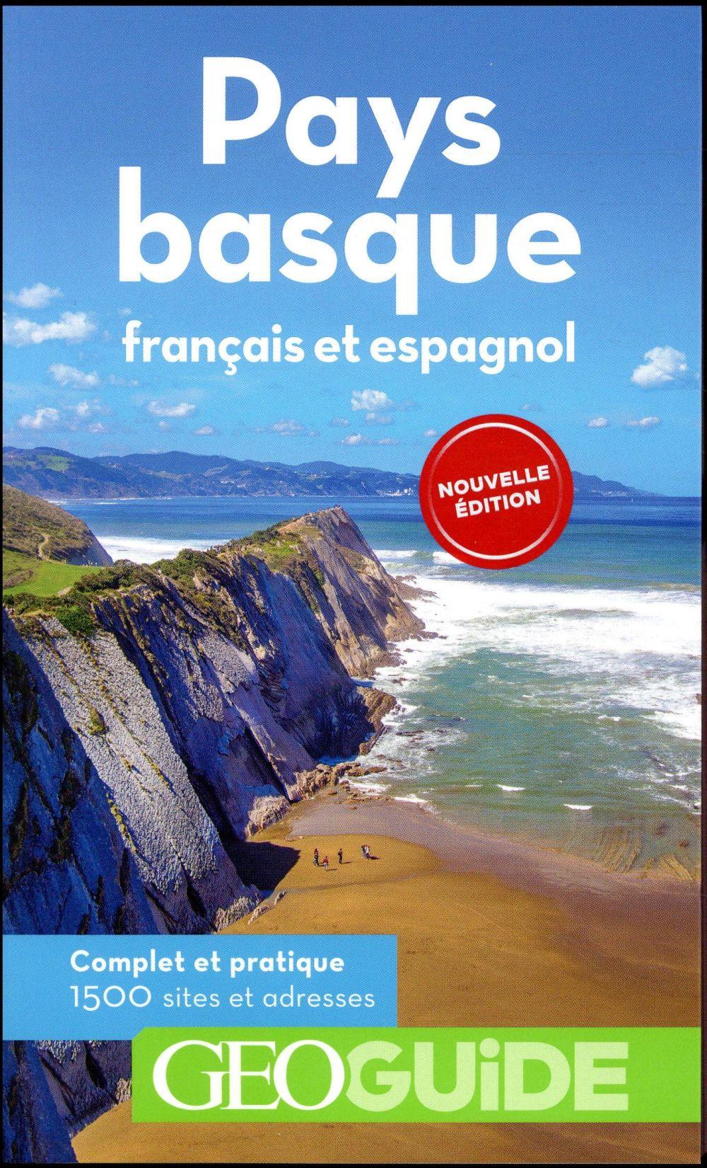 PAYS BASQUE - FRANCAIS ET ESPAGNOL