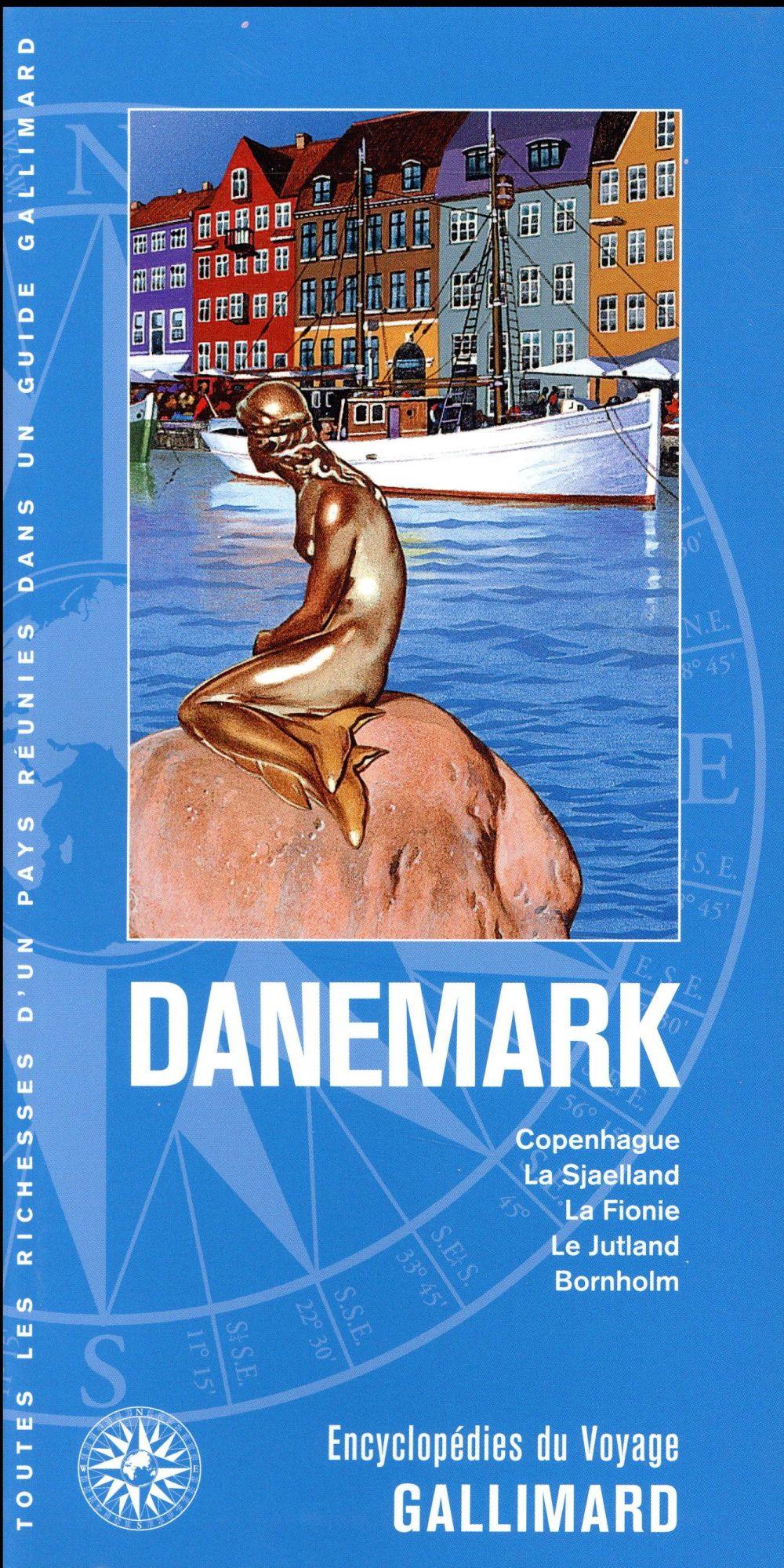 DANEMARK COLLECTIF Gallimard loisirs