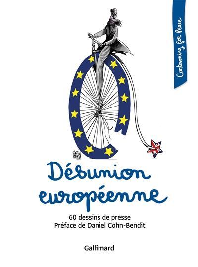 DESUNION EUROPEENNE COLLECTIF Gallimard loisirs