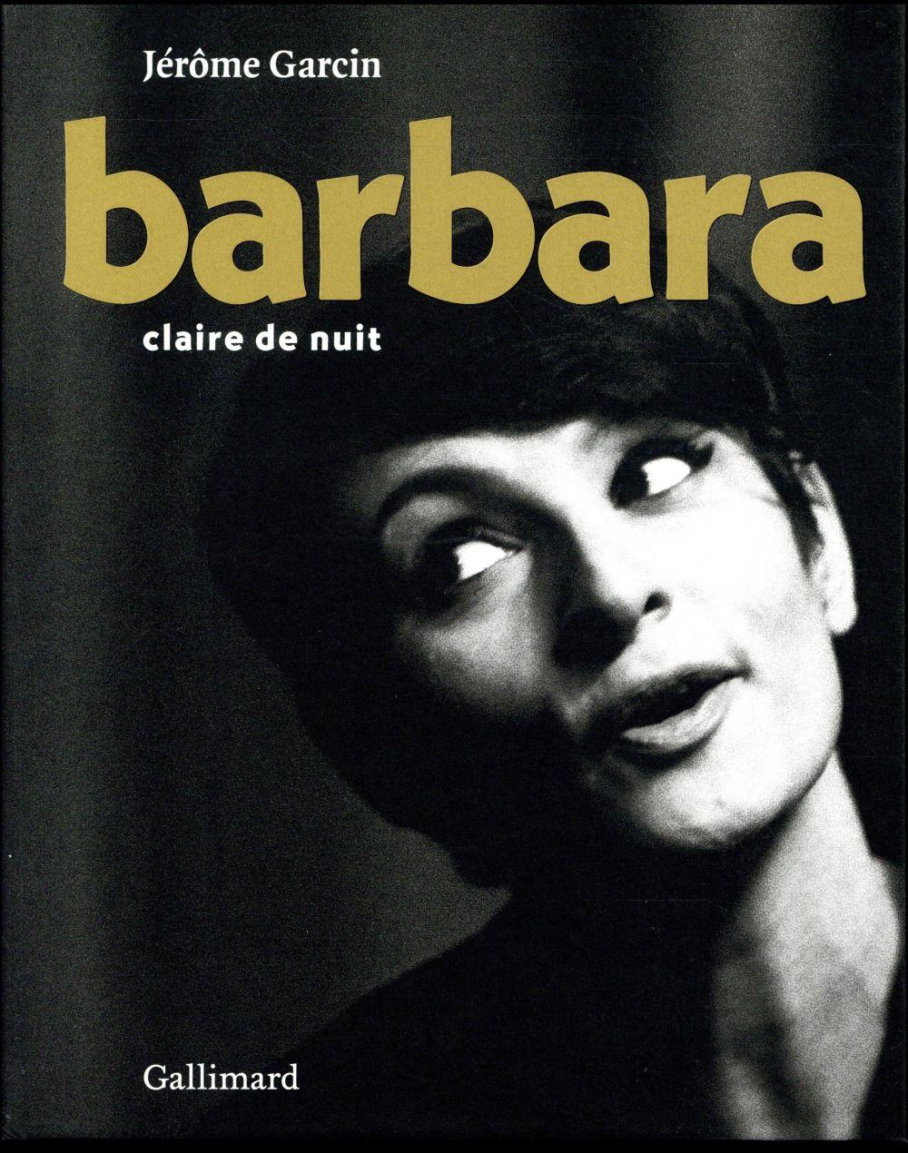BARBARA, CLAIRE DE NUIT (EDITI