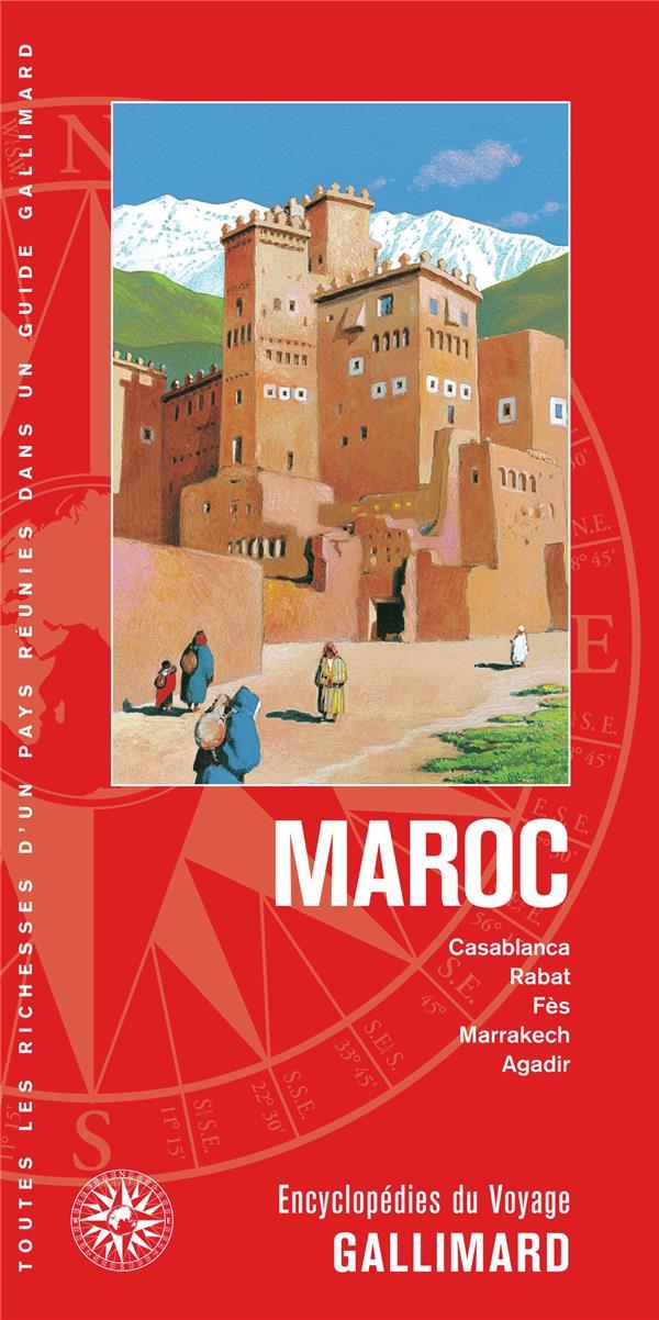 MAROC - CASABLANCA, RABAT, FES, MARRAKECH, AGADIR