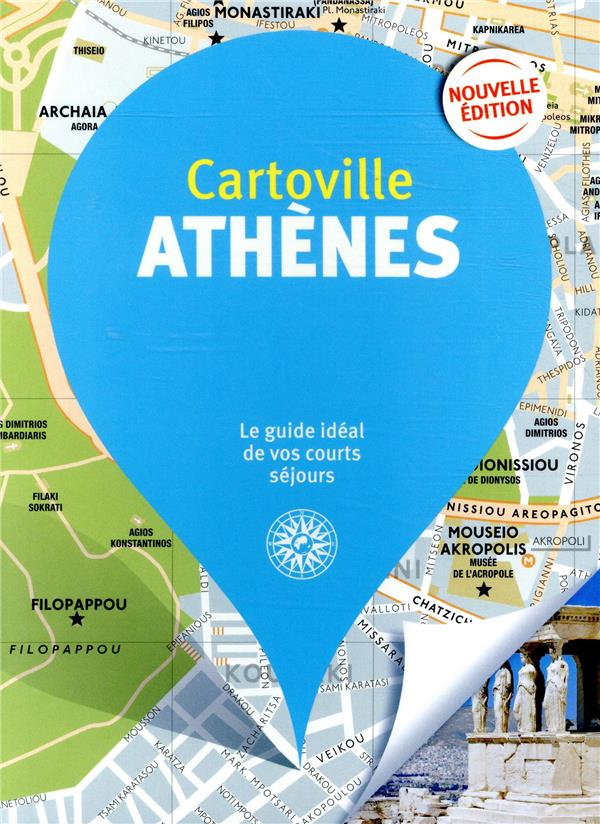 ATHENES (EDITION 2019) COLLECTIF Gallimard-Loisirs