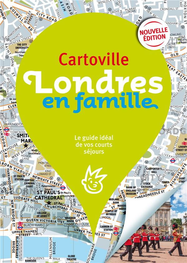 LONDRES EN FAMILLE (EDITION 2019) COLLECTIF Gallimard-Loisirs