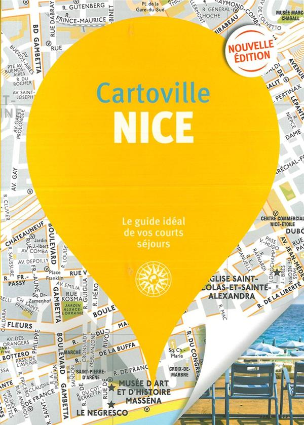 NICE (EDITION 2019) COLLECTIF Gallimard-Loisirs