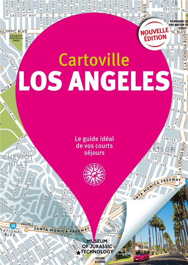 LOS ANGELES (EDITION 2019) COLLECTIF Gallimard-Loisirs