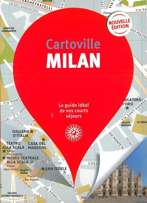 MILAN (EDITION 2019) COLLECTIF Gallimard-Loisirs