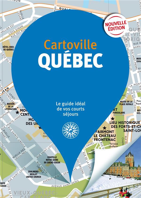 QUEBEC (EDITION 2019) COLLECTIF Gallimard-Loisirs