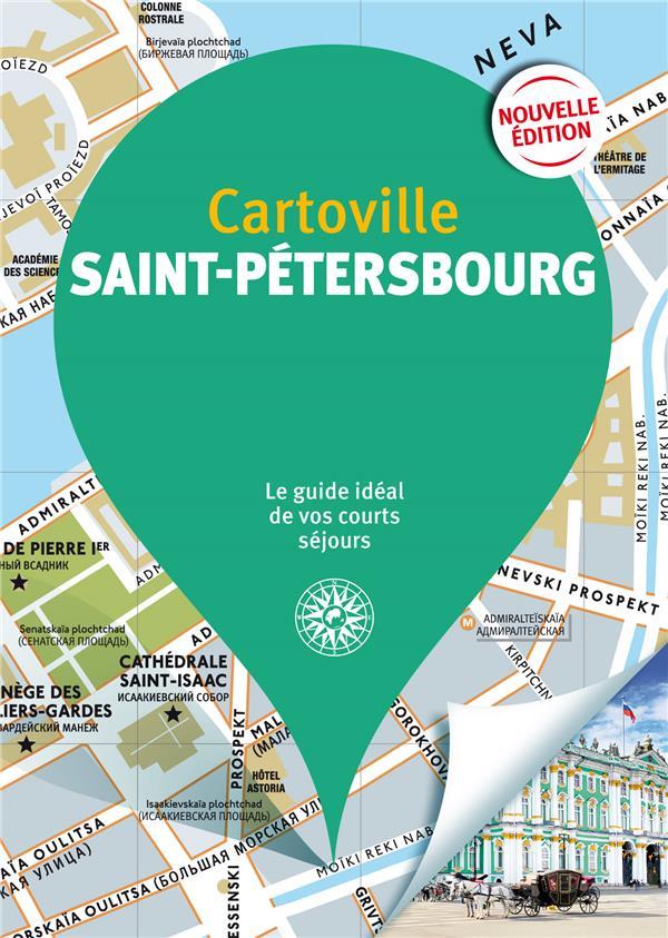 SAINT-PETERSBOURG (EDITION 2019) COLLECTIF Gallimard-Loisirs